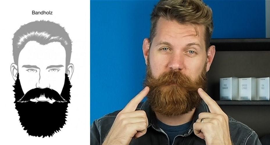 Model barba Bandhold